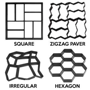 best concrete path maker moulds online eu